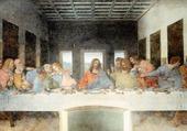 cenacolo par Léonard