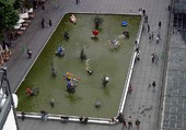 Puzzle Fontaine Stravinsky Paris