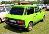 AUTOBIANCHI  A112 de 1982