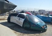 auto de police du futur