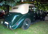 ARMSTRONG SIDDELEY20/25 CABRIOLET 1936