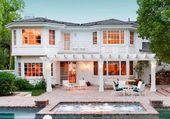 villa dans l'eau