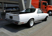 GMC CABALLERO 1977