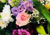 Des fleurs en vrac