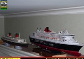 Paquebots France & Queen Mary II