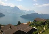 Lac des Quatre-Cantons/Suisse
