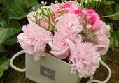 Petite composition de fleurs