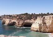 Les grottes de Benagil