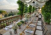Puzzle Mariage en Toscane