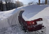 neige a terre neuve 18- 1-2020