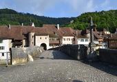 Saint-Ursanne/Jura/Suisse