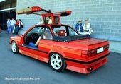 LA BAUR/BMW TYPE TC2 TARGA