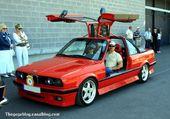 LA BAUR/BMW TYPE TC2 FLUGELTUGER TARGA