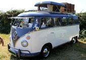 VW COMBI T1 WESTFALIA SPIT 1965