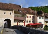 St-Ursanne/Jura/Suisse