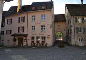 Hôtel Demi-Lune/St-Ursanne/Jura/Suisse
