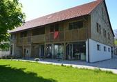 Ferme à Bussigny/Vaud/Suisse