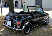 austin mini mk2 mayfair cabriolet 1979
