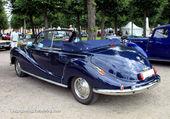BMW 501 V8 CABRIOLET BAUR 1955