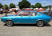 AUDI 100 COUPE S 1975