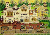 Puzzle Derby Square