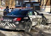 accident de police