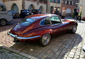 JAGUAR TYPE E SERIE 3 COUPE 1971