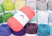 coton de toutes les couleurs