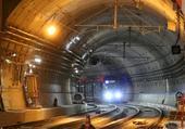 Tunel du métro
