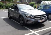 Puzzle Mercedes GLA 200