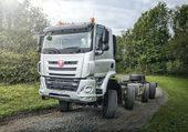 Puzzle camion Tatra