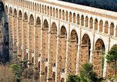 l'aqueduc de Rocfavour