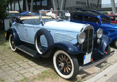 WILLYS SIX 1931