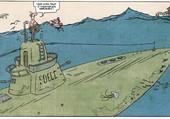 De Gaulle et le sous marin