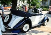 BMW TYPE 329 CABRIOLET  1937
