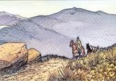 Montagne algérienne