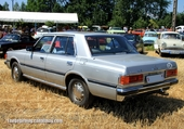 TOYOTA CROWN DELUX 2.8 i 1982