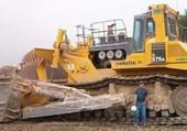 buldozer 575a
