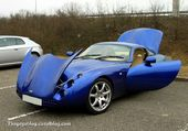 TVR TUSCAN S COUPE DE 2002