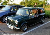 AUSTIN MINI CUBMAN ESTAPE