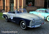 ROMETSCH  LAWRENCE CABRIOLET 1959