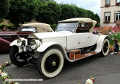 ROEMER TYPE C6-54 ROADSTER 1924