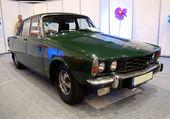 ROVER P6  3.5l V8 1973