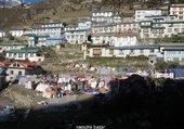 Puzzle village sherpa népal