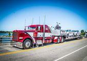 Puzzle camion 10 roues