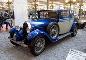 Puzzle BUGATTI 44 COUPE 1927