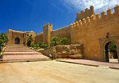 Esplanade des Ouddayas (Rabat - Maroc)
