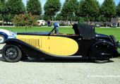 BUGATTI 57 carrossé par SELVIO 1934