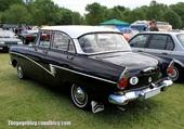 FORD TAUNUS 17M 1957/1960