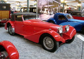 BUGATTI 57S CABRIOLET 1938